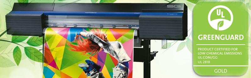 Milieuvriendelijk printwerk met extreem hoge kwaliteit