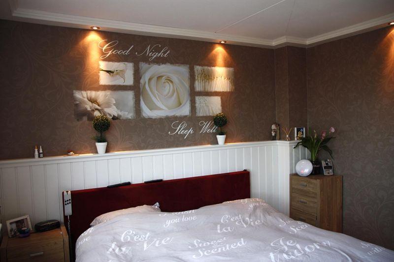 Behang Babykamer Romantisch : Voorbeelden behang