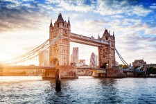 fotobehang London Tower Bridge 295742825