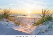 sunset-baltic-sea-beach-260nw-788833822